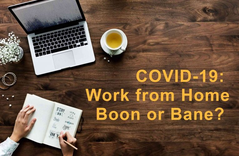 Work from home boon or bane?
