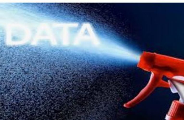 How do you clean data?